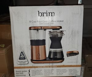 Coffee maker - New for Sale in San Jacinto, CA