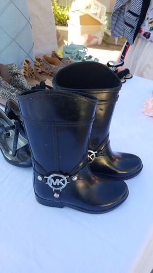 Michael kors rain boots for Sale in Menifee, CA