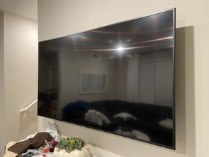 "65"" Samsung TV for Sale in Irvine, CA"