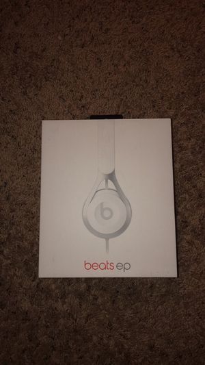 EP Beats by Dre on ear headphones for Sale in Sudley Springs, VA