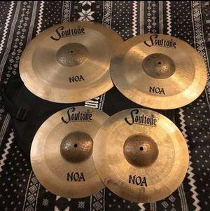 Soultone NOA Cymbal Pack for Sale in Santa Ana, CA