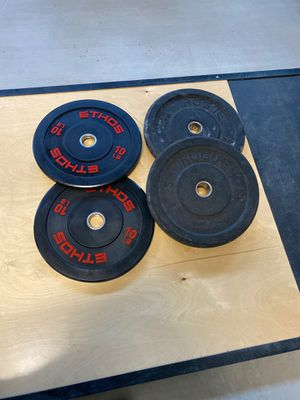 Bumper plates for Sale in Laveen Village, AZ