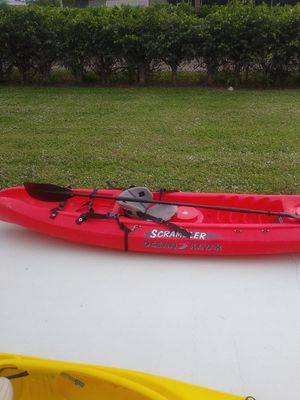 OCEAN KAYAK Scrambler sit on top for Sale in Pembroke Park, FL