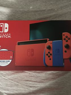 Nintendo Switch Exclusive Mario Console for Sale in Pittsburgh,  PA