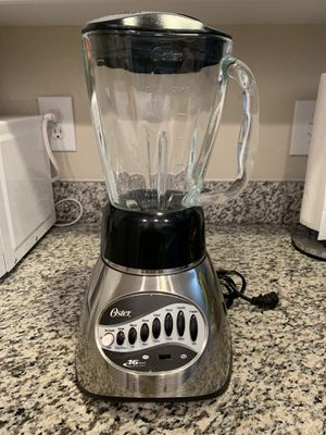 Oster 16 speed all metal drive blender for Sale in Phoenix, AZ