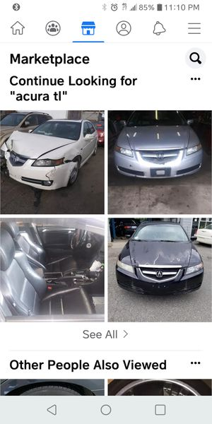 Acura tl parts let me know what u need for Sale in Providence, RI