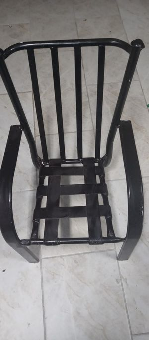 Metal kids chair for Sale in Houston, TX