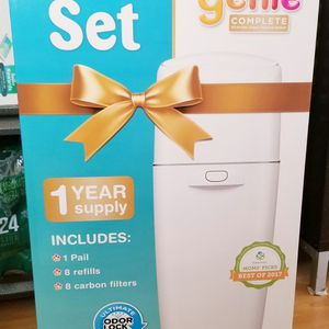 Diaper Genie Gift Set for Sale in Alhambra, CA