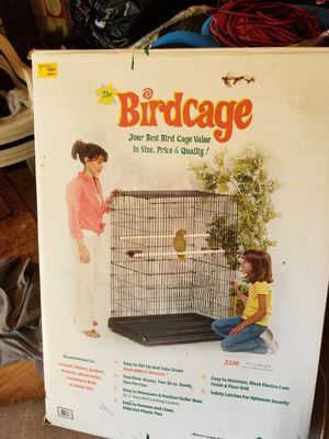 Large bird cage for Sale in Silver Spring, MD