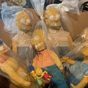 Simpson Collections All In Good Condition for Sale in Fresno, CA