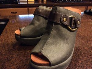 Lucky Brand Stack Heels for Sale in Lacey, WA