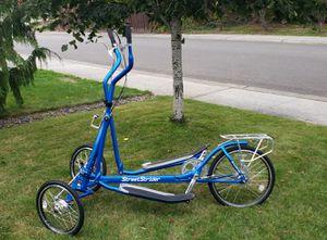 Street Strider Summit Elyptical Bike for Sale in Bonney Lake, WA