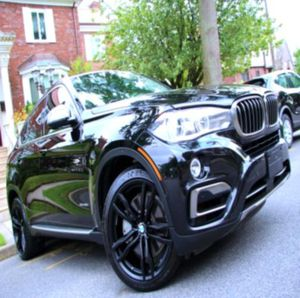 FOR SALE2015 X6 AWD BLACK for Sale in Columbus, OH
