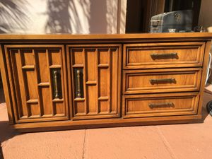 Mid century bedroom set for Sale in West Palm Beach, FL