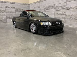 2002 Audi A4 1.8T Quattro Bagged Ute for Sale in Escondido, CA