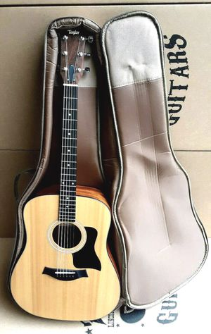 Taylor 110e acoustic guitar + Case Taylor gig bag+ Ibeam pickup Lrbaggs for Sale in Miami, FL