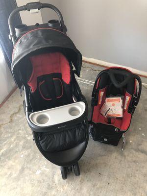 Baby Trend Stroller/Infant Seat Set for Sale in Port Charlotte, FL