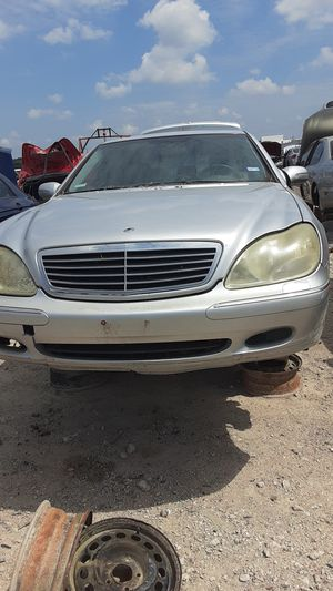 2002 Mercedes S430 for parts for Sale in Houston, TX