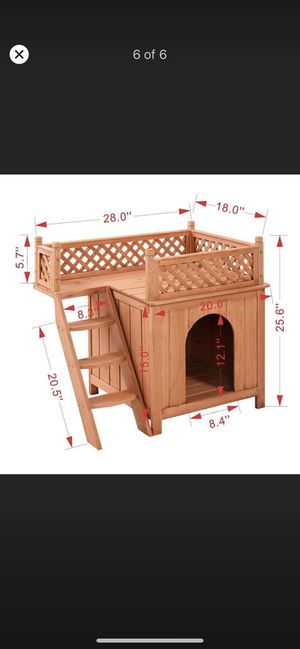 Wooden dog/cat house for Sale in Portland, OR