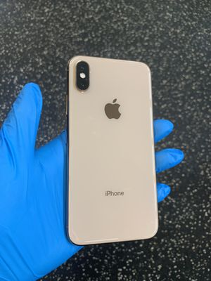 Unlocked iPhone XS 64GB Gold Excellent for Sale in San Jose, CA