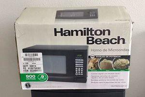 Microwave Oven - Hamilton Beach for Sale in Salt Lake City, UT
