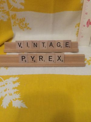 Scrabble Vintage Pyrex for Sale in Vero Beach, FL