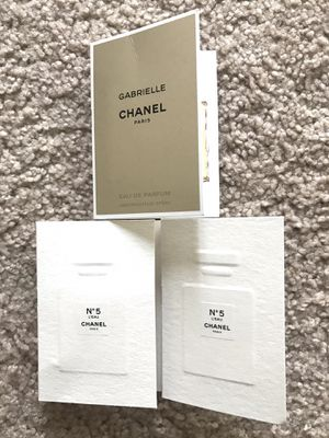 Chanel perfume samples bundle New for Sale in Manchester, NH