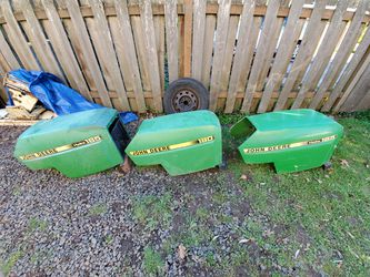 Hoods for John Deere riding lawn mowers for Sale in Gladstone,  OR
