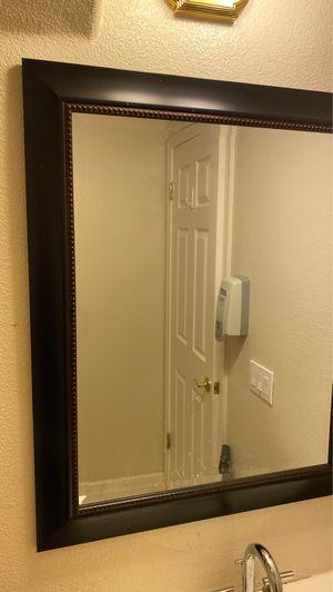Vanity + mirror + faucet for Sale in San Jose, CA
