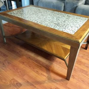 Granite Coffee Table and End Table for Sale in Elgin, IL