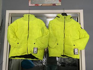 Steve madden puff jacket with put way hoodie sizes only left small and a large for Sale in New York, NY