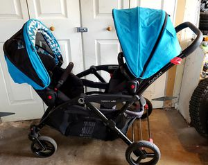 Contours Options Elite Double Stroller for Sale in Lakewood, CO