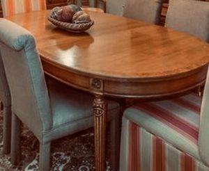 Dining Table with 6 Chairs for Sale in Milton, FL