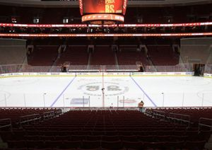 Flyers vs Vegas Golden Knights 10/21 Super-box row 1 Center ice!! for Sale in Morrisville, PA