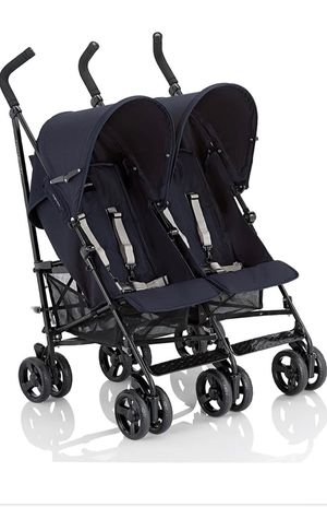 Inglesina double stroller umbrella style for Sale in West Hollywood, CA