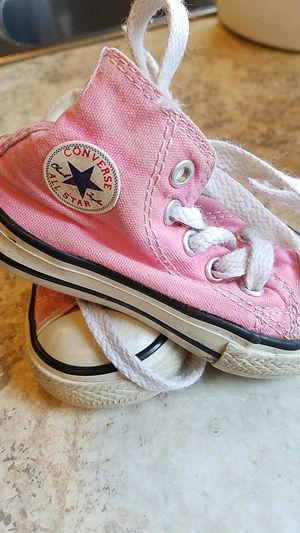 Pink Converse for Sale in Bolingbrook, IL