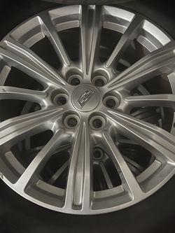 Cadillac Xt5 or srx Alloy Rims for Sale in Richardson,  TX