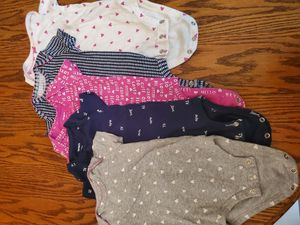 Baby Girl Onesies 3-6 Months for Sale in Orlando, FL