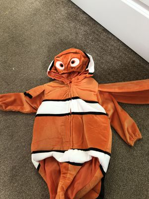 Disney finding Nemo costume XXS for Sale in Pleasant Prairie, WI