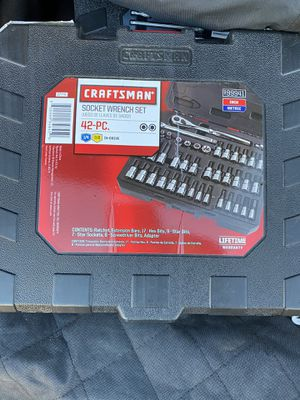 Craftsman Sockets and Accessories for Sale in Sacramento, CA