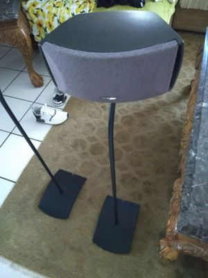 "NICE SET SPEAKER """"BOSE!!! ONLY BASE AND SPEAKER for Sale in Corona, CA"
