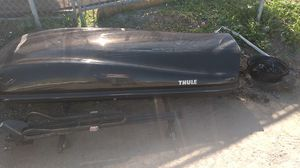 Great buy on a Thule Sweden ski compartment for Sale in Oakland, CA