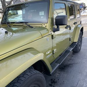 2008 Jeep Unlimited Wrangler for Sale in South Elgin, IL