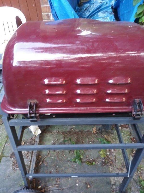 Gas/ Charcoal grill