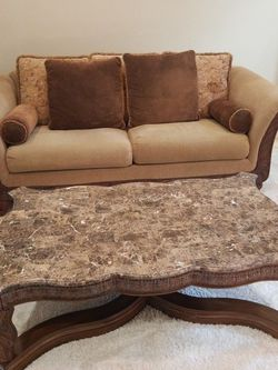 Couch, Chair & Coffee Table for Sale in Safety Harbor,  FL