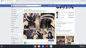 Graco Car seat and Stroller for Sale in Hesperia, CA