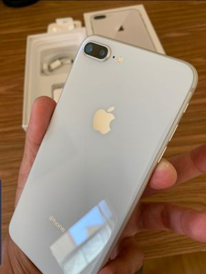 """iPhone 8 plus 64GB FACTORY UNLOCKED"""" Like new with warranty for Sale in Silver Spring, MD"""