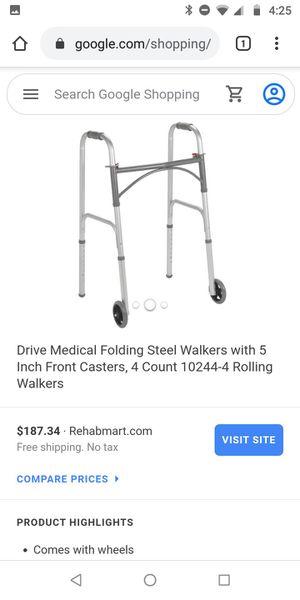 New drive walker for Sale in Woonsocket, RI