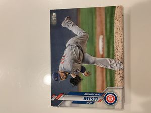 Topps Raw Baseball Trading Cards for Sale in Henderson, NV