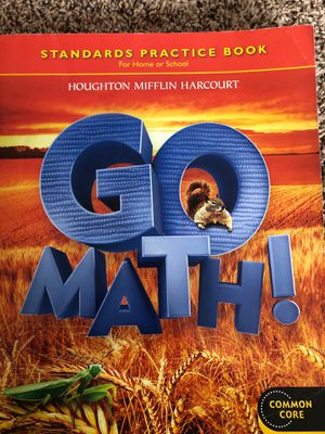Houghton Mifflin Harcourt Common Core Edition (For Rising 3rd graders) for Sale in Herndon, VA